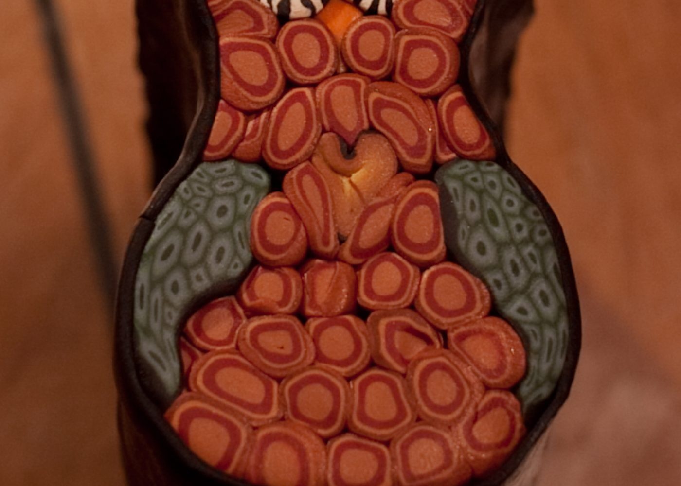 Give a Hoot! Polymer Clay Owl Cane