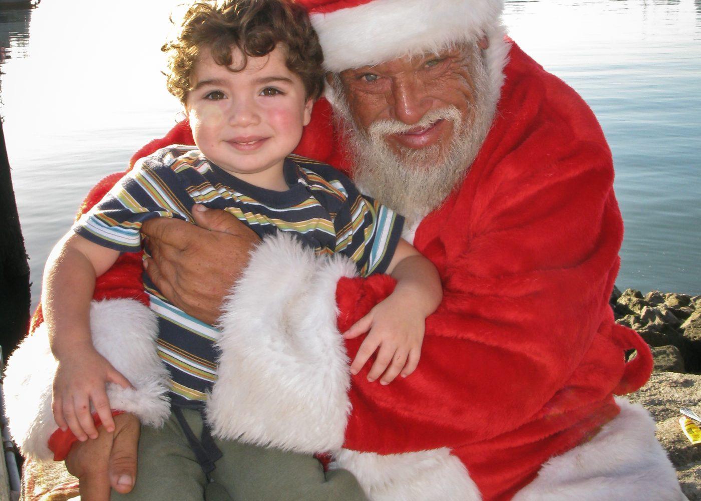 Thank You Homeless Santa!