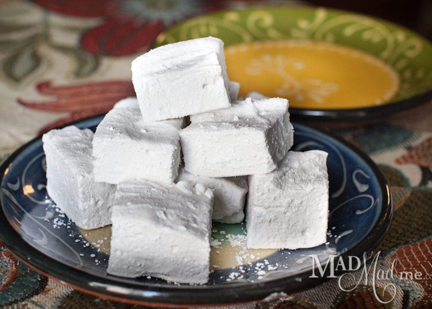 Homemade Marshmallows or How to Buy Your Child's Love