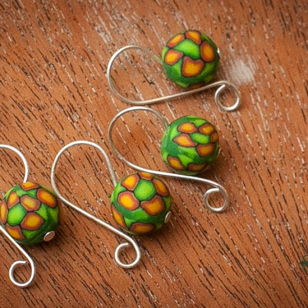 Crochet Stitch Markers by MadMadme