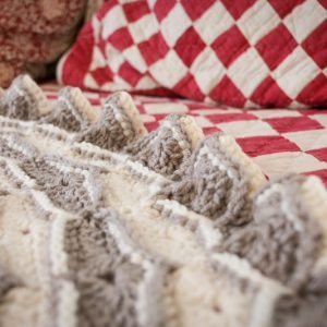 Penelope's Tapestry- Crochet Throw Blanket